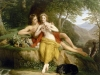 hersent-louis-daphnis-and-chloe-the-flute-lesson-c-1850