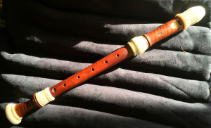 Alto recorder after P.Bressan